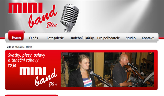 Mini band zlín